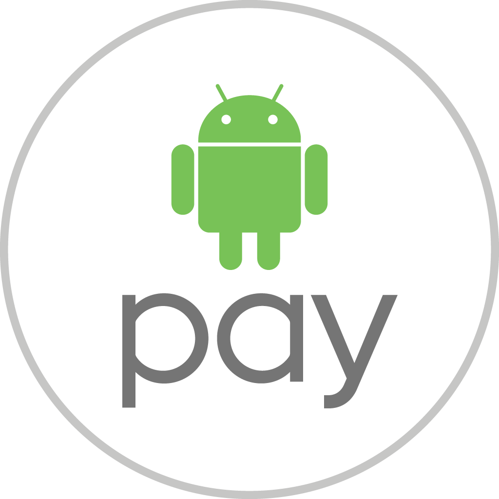 Andriod pay logo